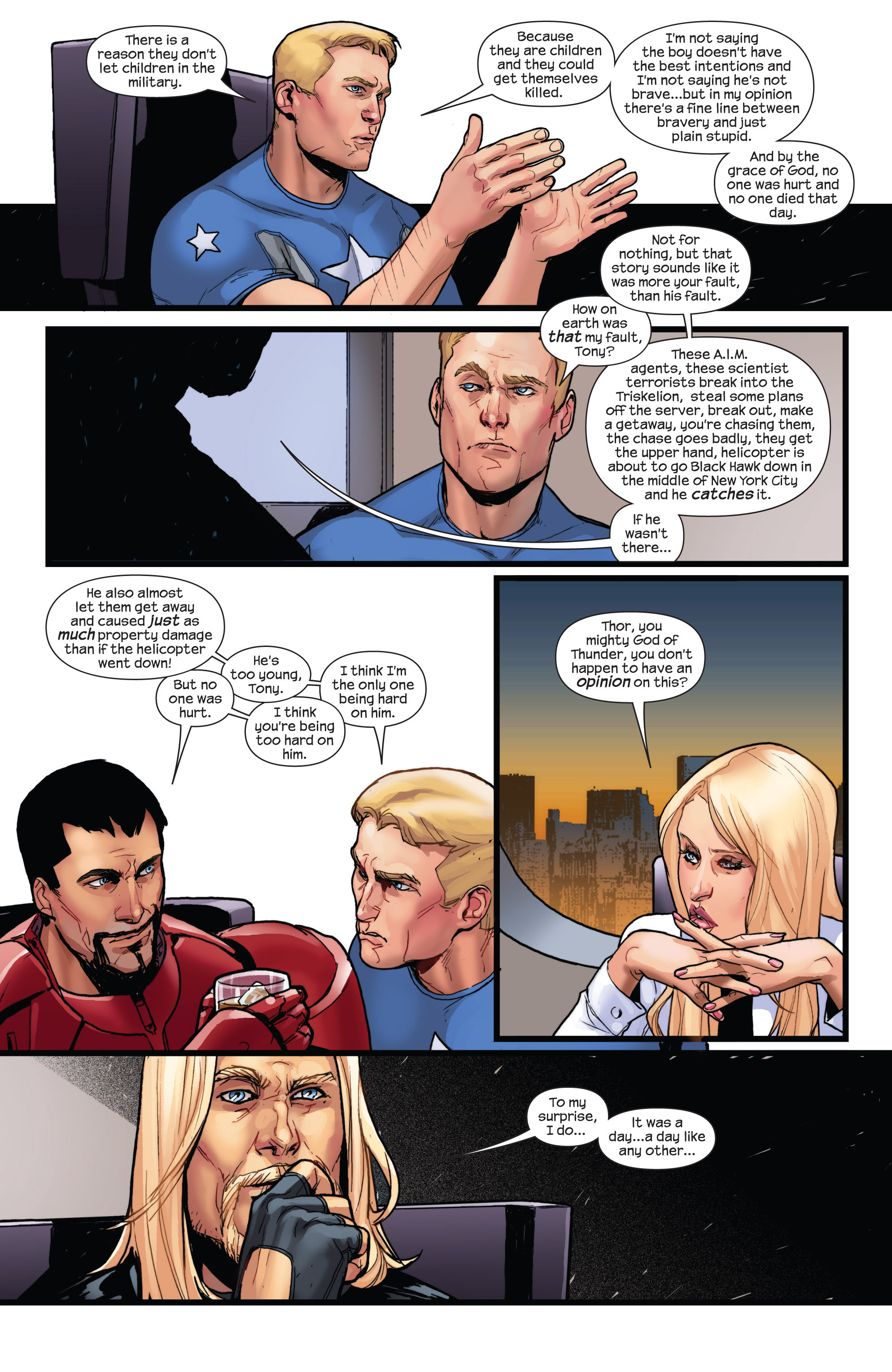 Read online Ultimate Spider-Man (2009) comic -  Issue #150 - 26