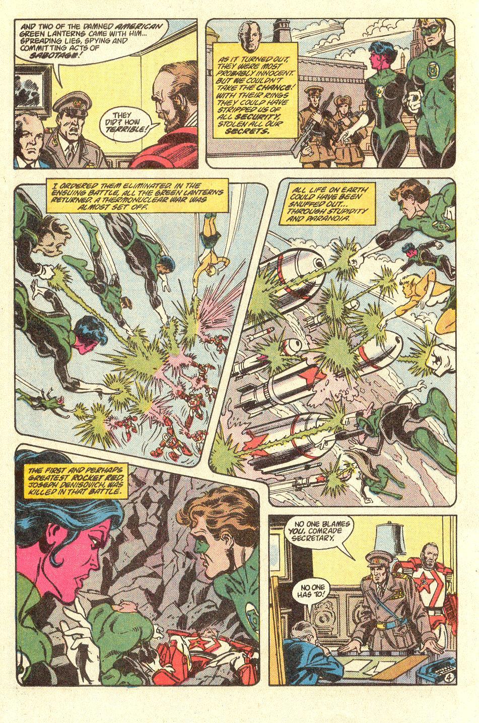 Read online Secret Origins (1986) comic -  Issue #34 - 24