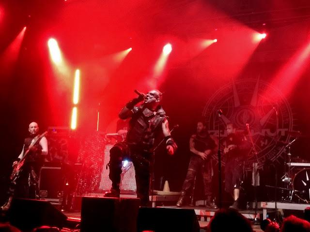 Tanzwut live WGT 2017