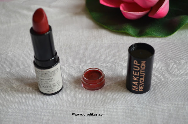 Makeup Revolution Amazing Lipstick Passion Shade