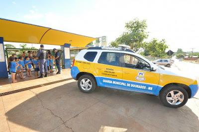 Guarda Municipal de Dourados (MS) realizou 3.611 atendimentos em 2016