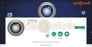Cara Merubah HP Android Menjadi Kamera Mata-mata (Live Spy Webcam)