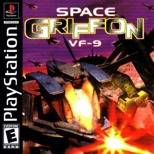 Space Griffon VF-9 - PS1 - ISOs Download