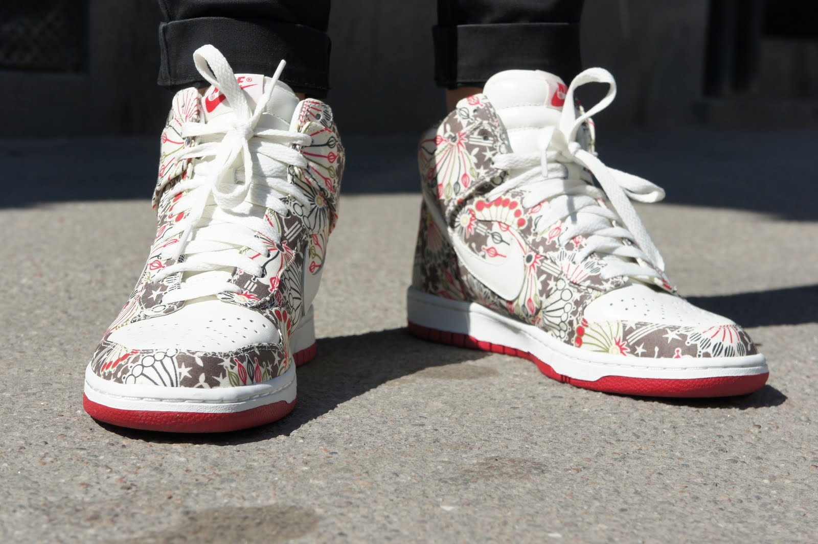 8a710c4bf Nike and Liberty 2011 collaboration has landed! Jump over to SFD Blog for  more info!
