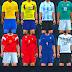 러시아 월드컵 장외 경기 ' 아디다스 4년전 브라질 참패 설욕'