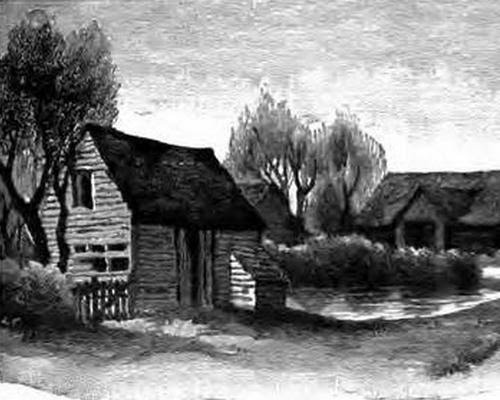 A house in the countryside