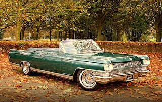 1964 Cadillac Eldorado Convertible Side Front