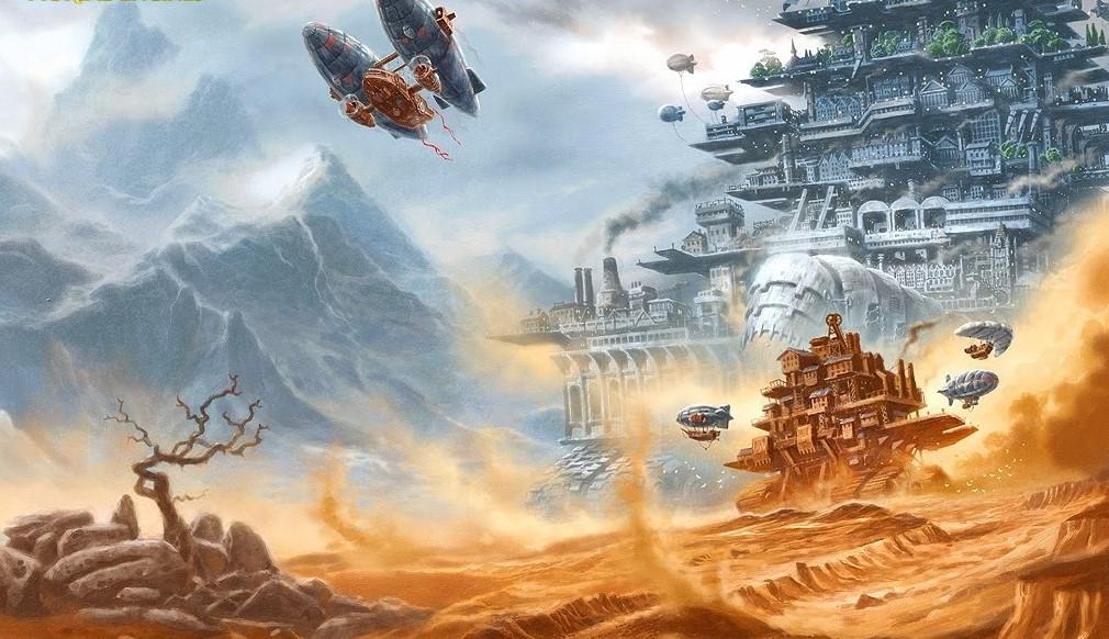 Mortal Engines | Peter Jackson vai adaptar série de livros de fantasia de Philip Reeve