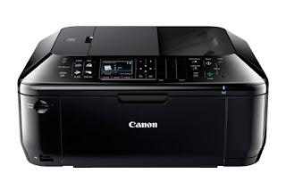 Canon PIXMA MX512 Driver Download and Manual Setup