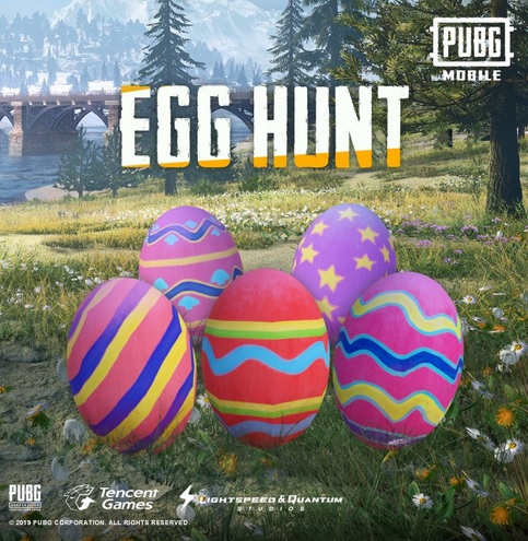 Lokasi Telur di PUBG Mobile dan Apa Fungsi Warna-warni Telurnya? Ketahui Disini