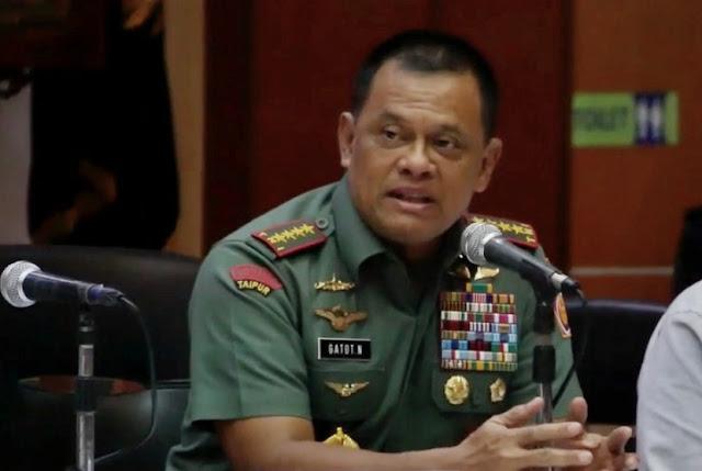 Panglima Gatot: Yang Bunuh Mallaby Bukan TNI, Tapi Santri