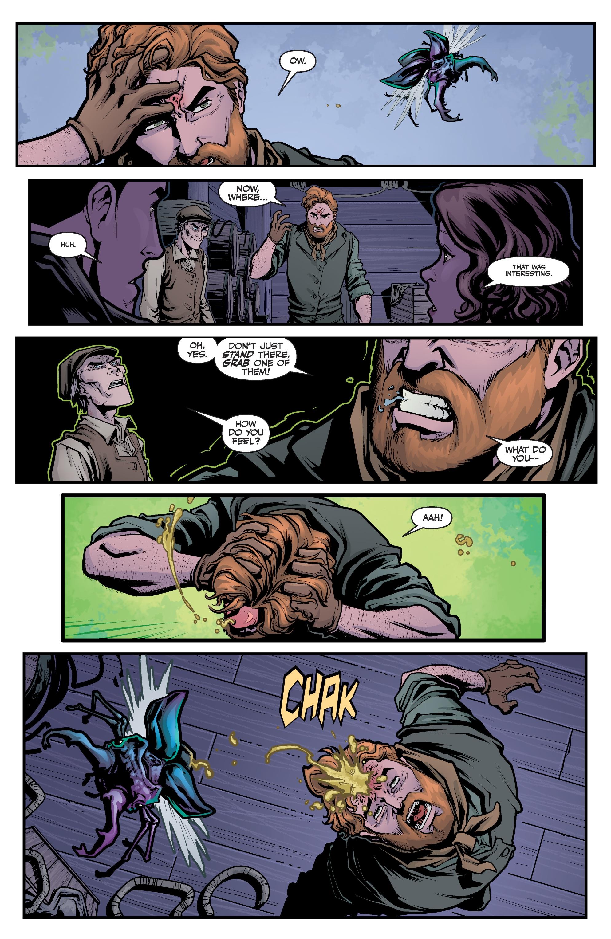 Read online Angel Season 11 comic -  Issue #6 - 13