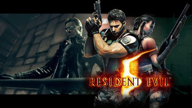 تحميل لعبة رزدنت ايفل resident evil 5 كاملة للكمبيوتر برابط مباشر ميديا فاير مضغوطة