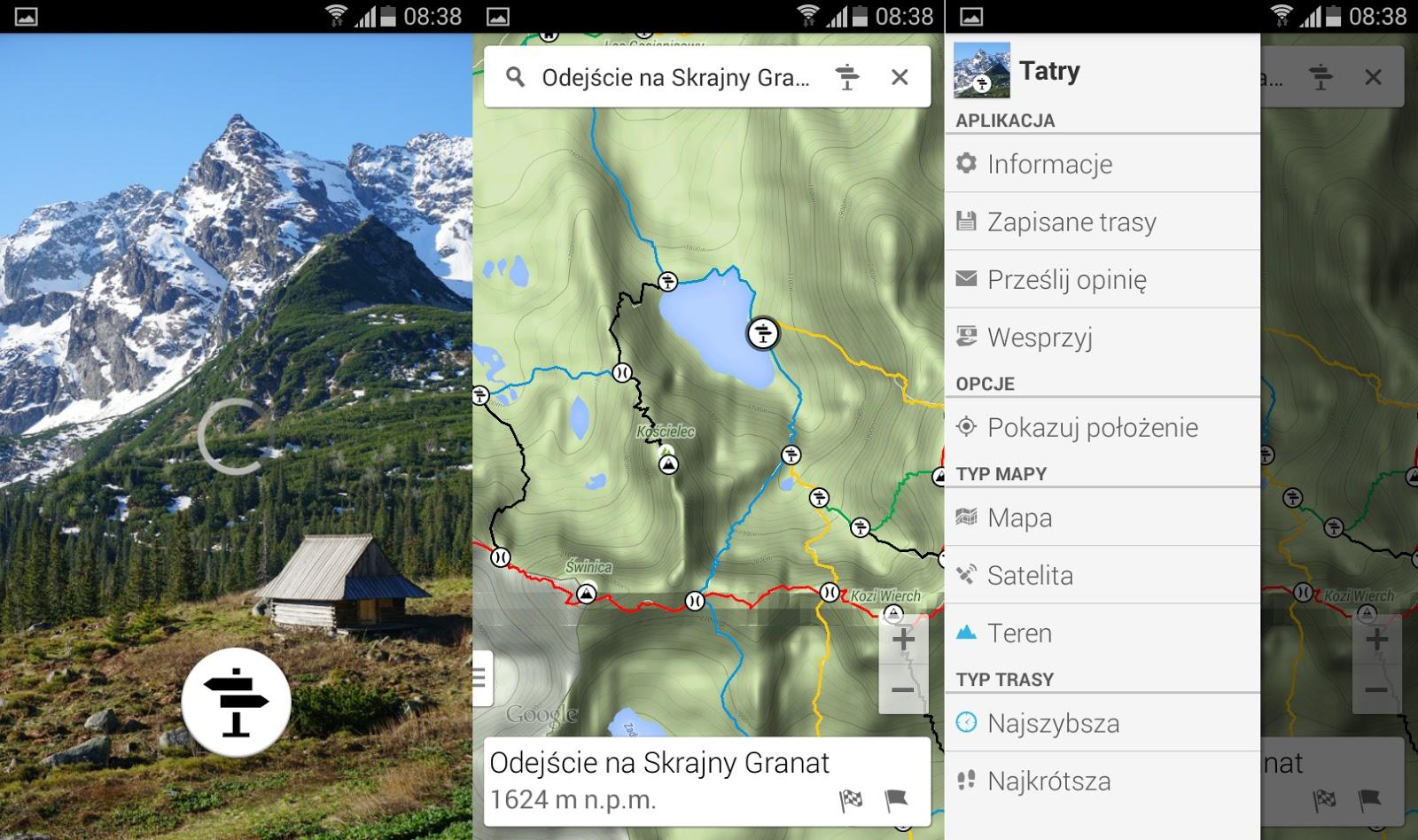 Szlaki Tatry Pieniny Babia Góra