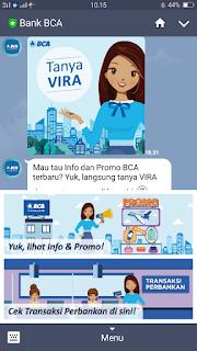 VIRA BCA di Line