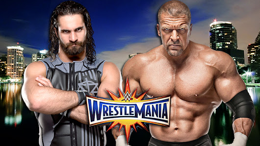 Triple H Vs Seth Rollins Wrestlemania 33 Match Possible Endings