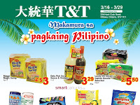 T&T Supermarket Flyer valid Flyer March 23 - 29, 2018  Weekly Specials