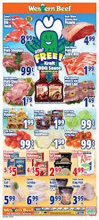 ⭐ Western Beef Circular 9/26/19 or 9/25/19 ✅ Western Beef Ad September 26 2019