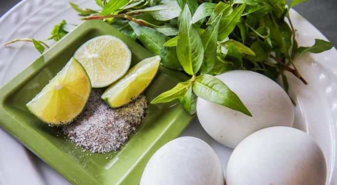 Ăn trứng vịt lộn như thế nào để đảm bảo sức khỏe và tăng cường sinh lực