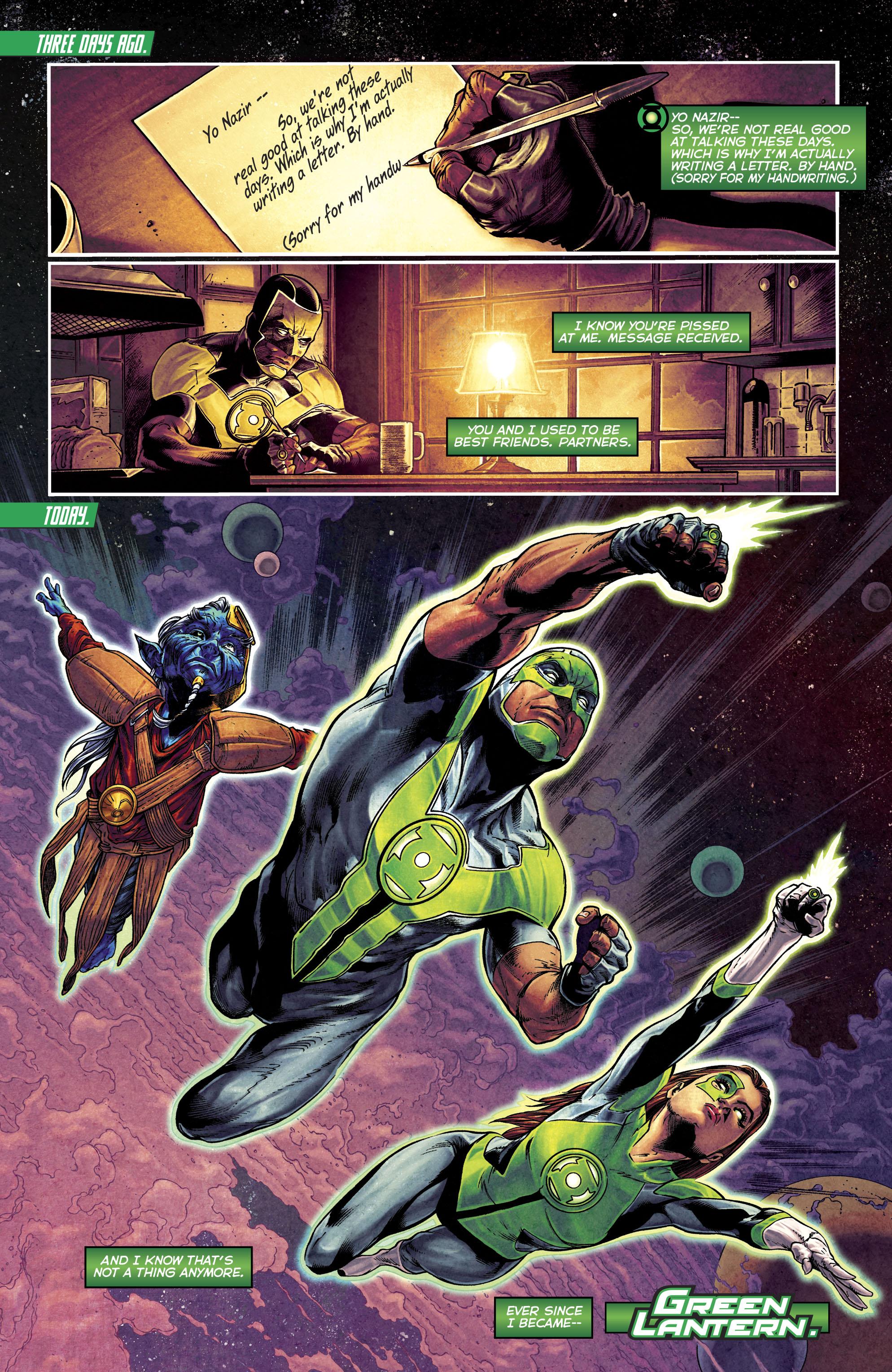 Read online Green Lanterns comic -  Issue #25 - 4