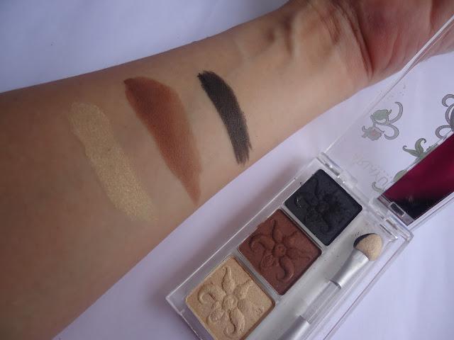 Rekomendasi Eye shadow Sariayu Dari Brand Lokal