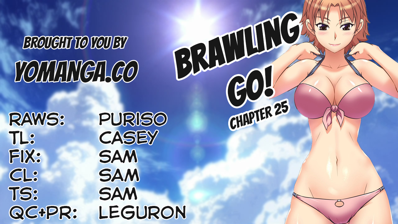 Brawling Go - Chapter 26