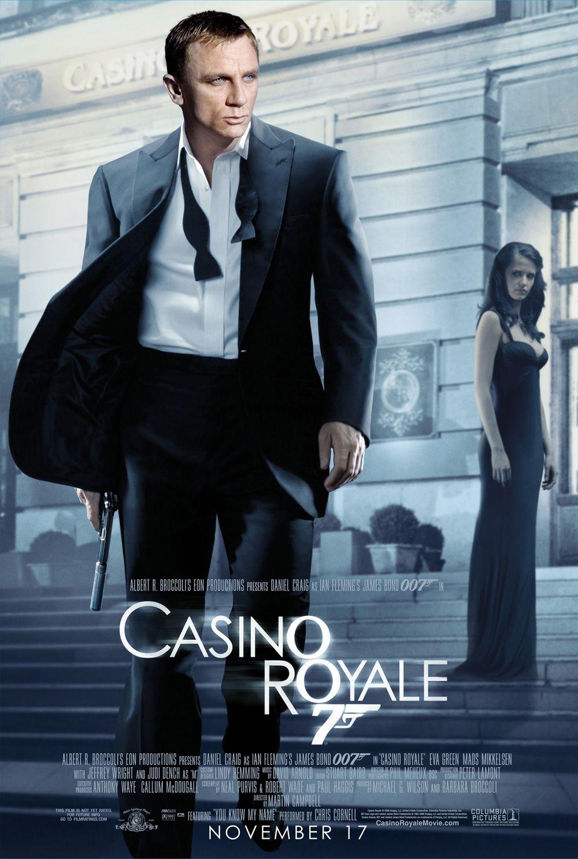 james bond 007 film recenzja daniel craig eva green