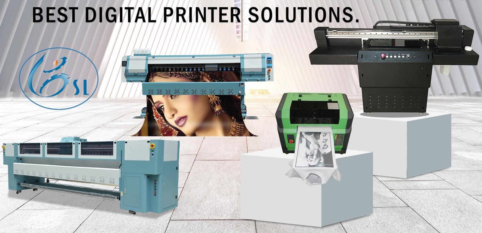 Graphic T Shirt Printing Equipment