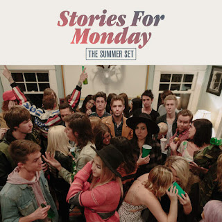 The Summer Set - Stories for Monday Cover