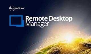 Remote Desktop Manager Enterprise 2019.1.21.0 Multilingual