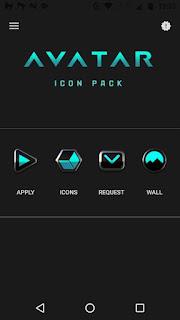 AVATAR Icon Pack v3.61 Full APK