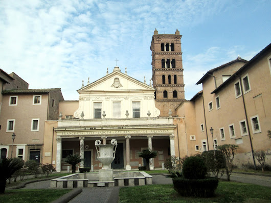 Things to-do in Rome: Visit Early Christian Churhes ( it. chiese paleocristiana )
