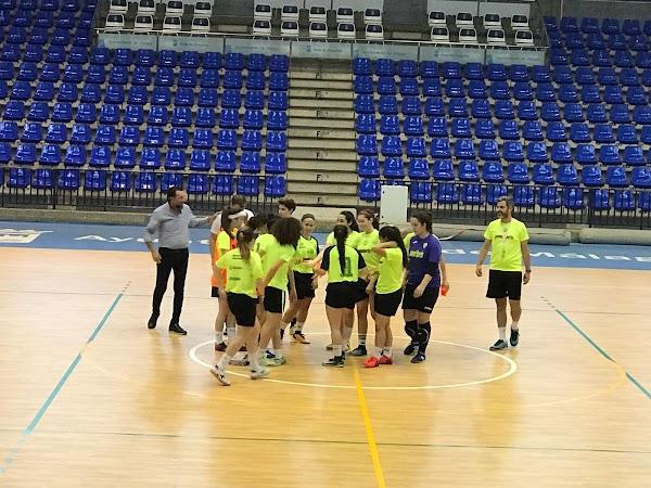 El Atlético Torcal pone fin a la temporada entrenando