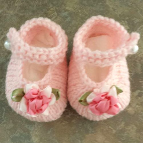 Baby Janes - Free Pattern