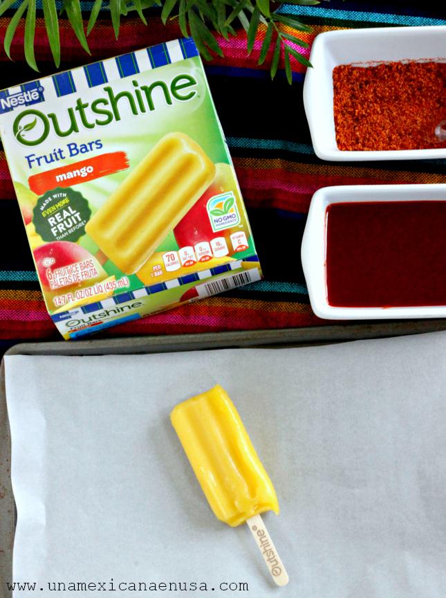 Esta es la manera más fácil de hacer Mangonadas by www.unamexicanaenusa.com