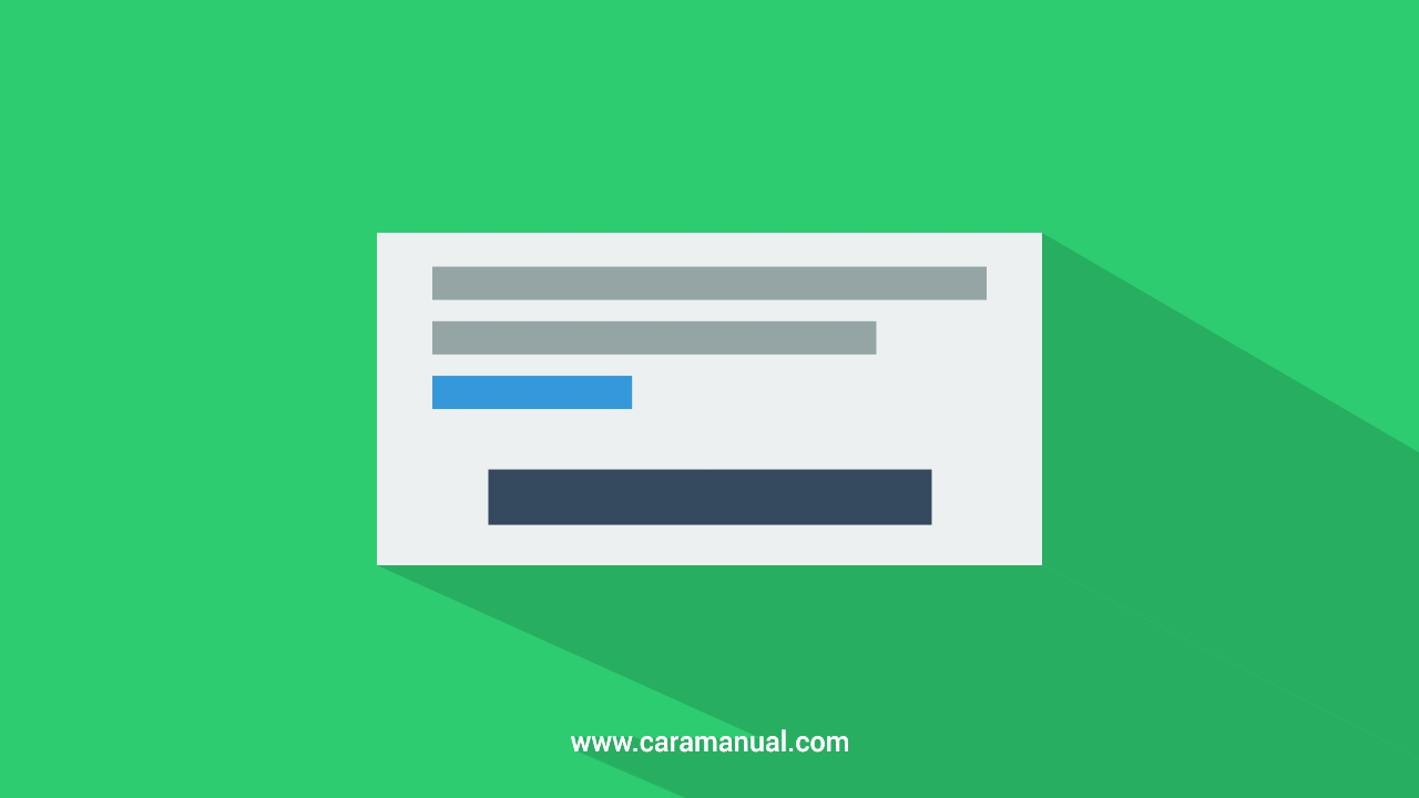 Cara Memasang Custom EU Cookies Notification Bar di Blogger
