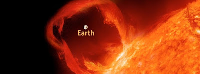 Hay evidencia de una tormenta extrema de protones solares impacto a la tierra en 660 D.C