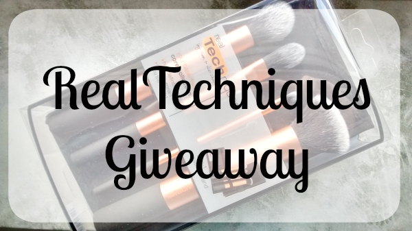 RealTechniques Giveaway