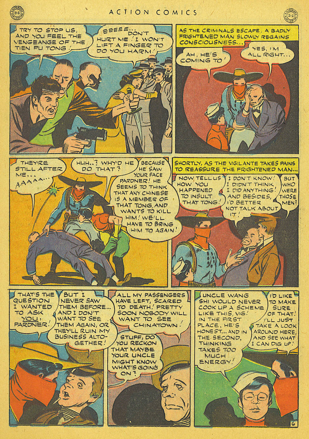 Read online Action Comics (1938) comic -  Issue #86 - 28