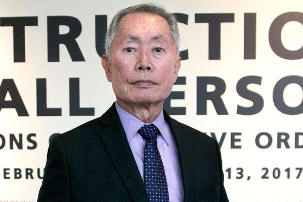 Star Trek icon George Takei accused of sexual assault by former model