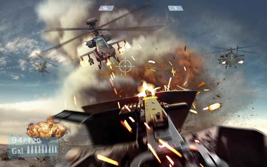 [FREE] Download Invasion Modern Empire for Android