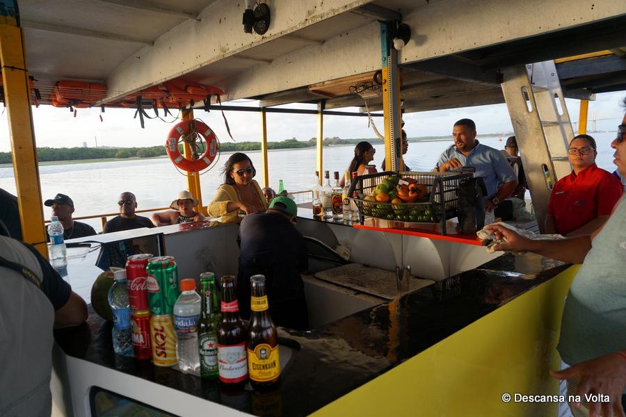 Passeio de barco Potengi Tur Natal