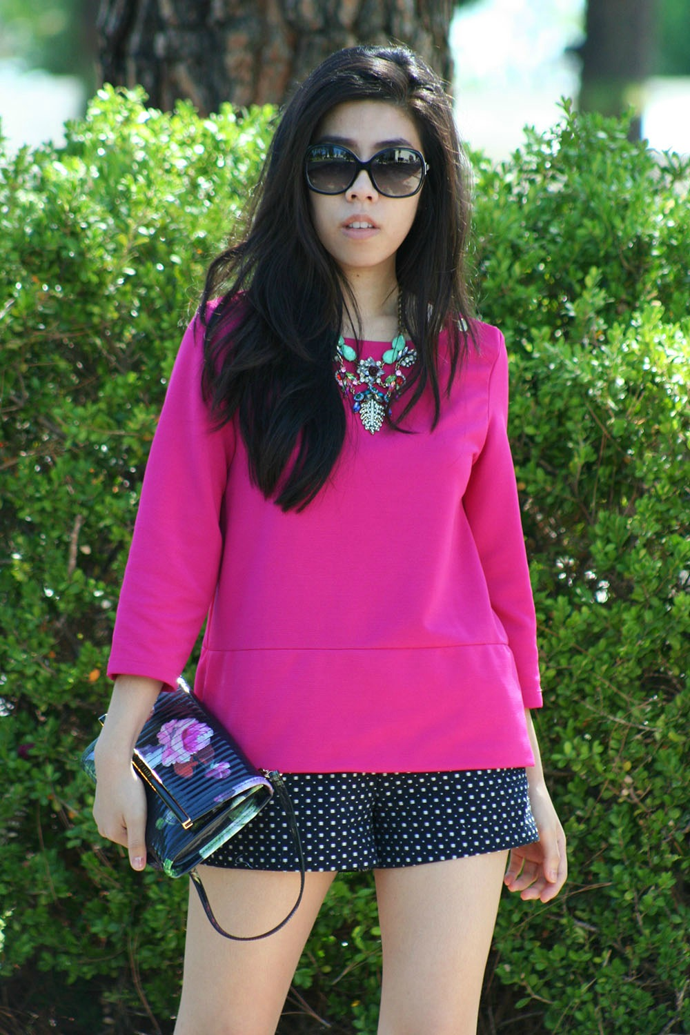 adrienne nguyen_hot pink and blue