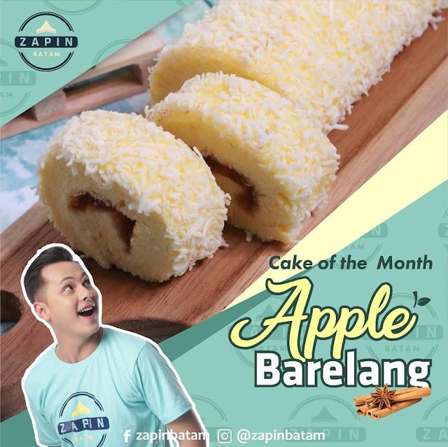 Cake Apple Barelang Oleh Oleh Batam Artis No. 1