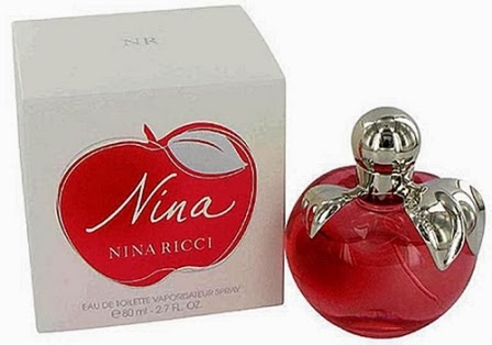 NINA RICCI - NINA ( RED APPLE )