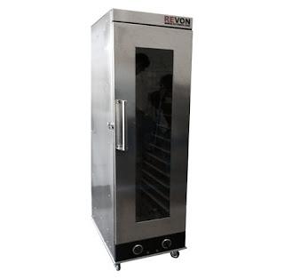 Proofer Roti (Mesin Pengembang Adonan) 14 Tray Standard