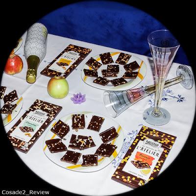 Opinión personal sobre el chocolate Les Recettes de L'Atelier