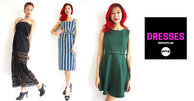 Shop this week's selection of dresses!