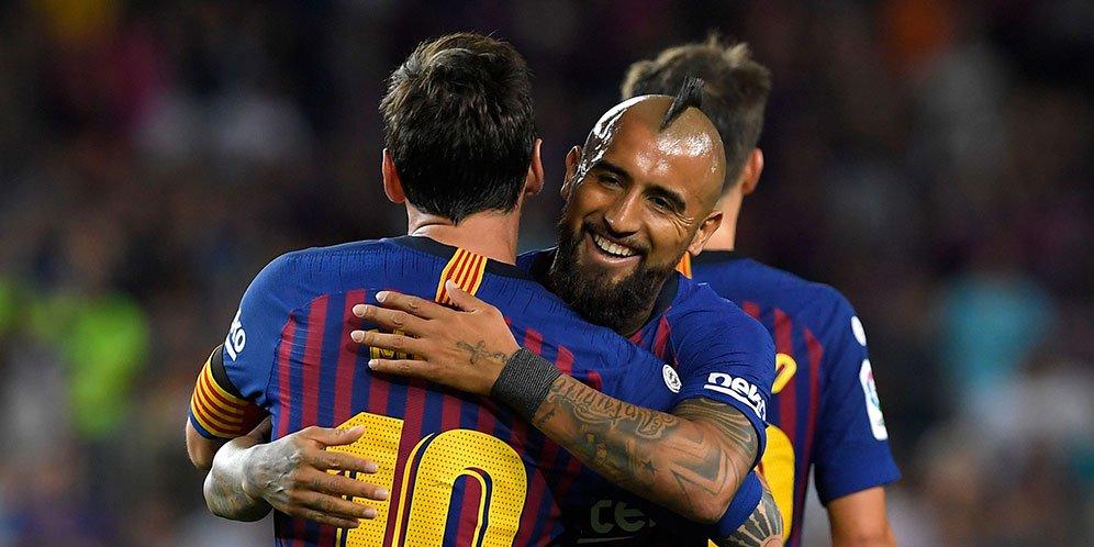 Hasil Skor Akhir Barcelona vs Deportivo Alaves