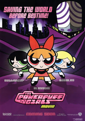 The Powerpuff Girls Movie 2002 Dual Audio BRRip 480p 300mb